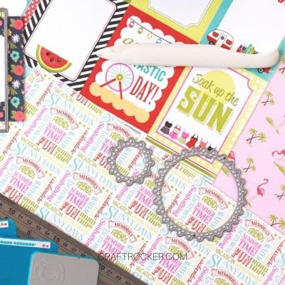 Scrapbooking Terms for Beginners to Know