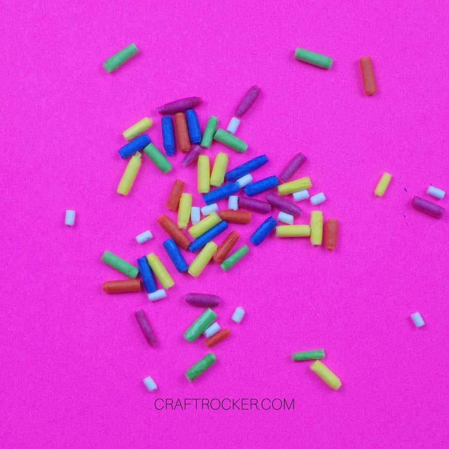 Pile of Colorful Paper Beads - Craft Rocker