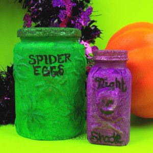 Halloween Potion Bottles - Craft Rocker