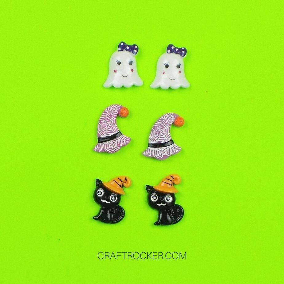 Pairs of Halloween Characters - Craft Rocker