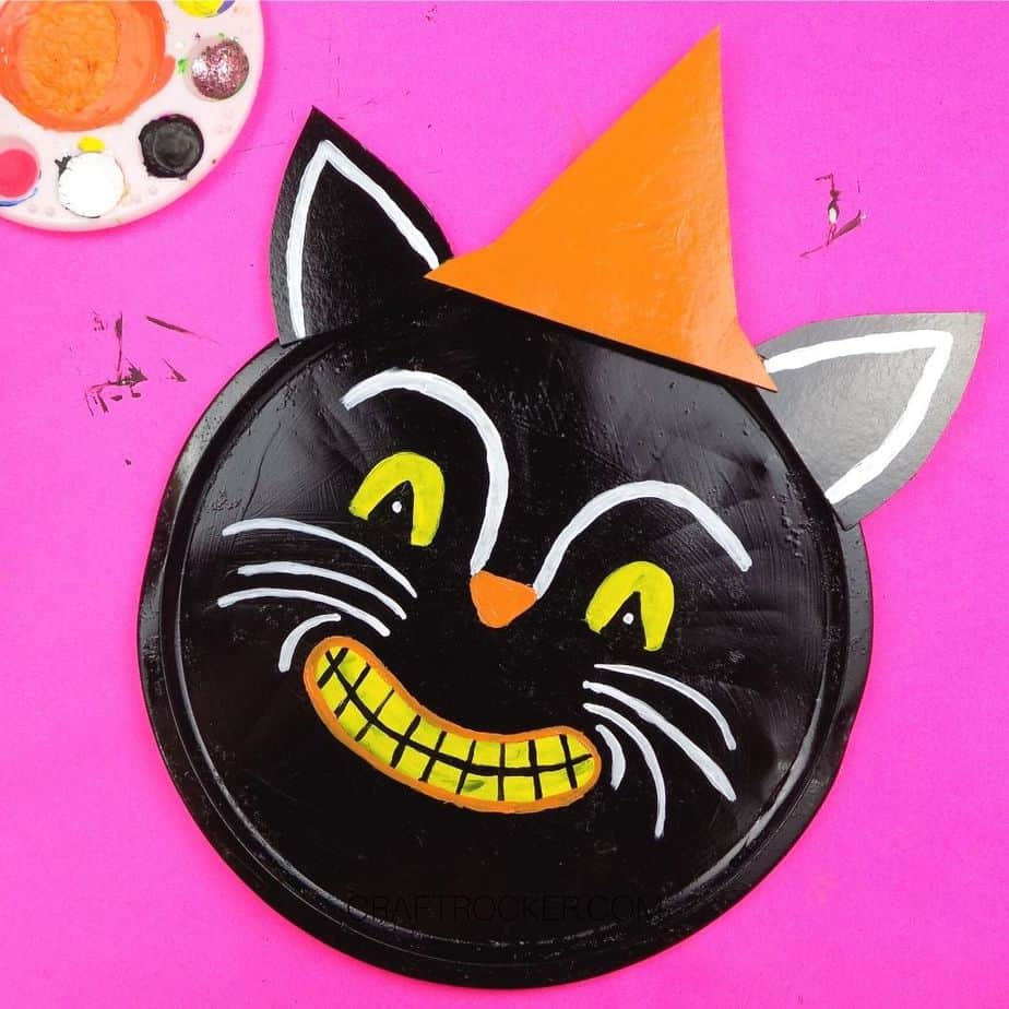 Sealed Vintage Cat Pizza Pan - Craft Rocker