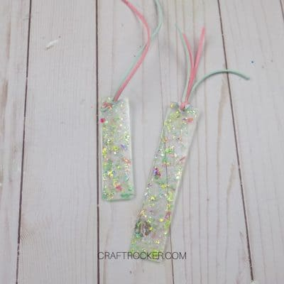 DIY Resin Bookmarks