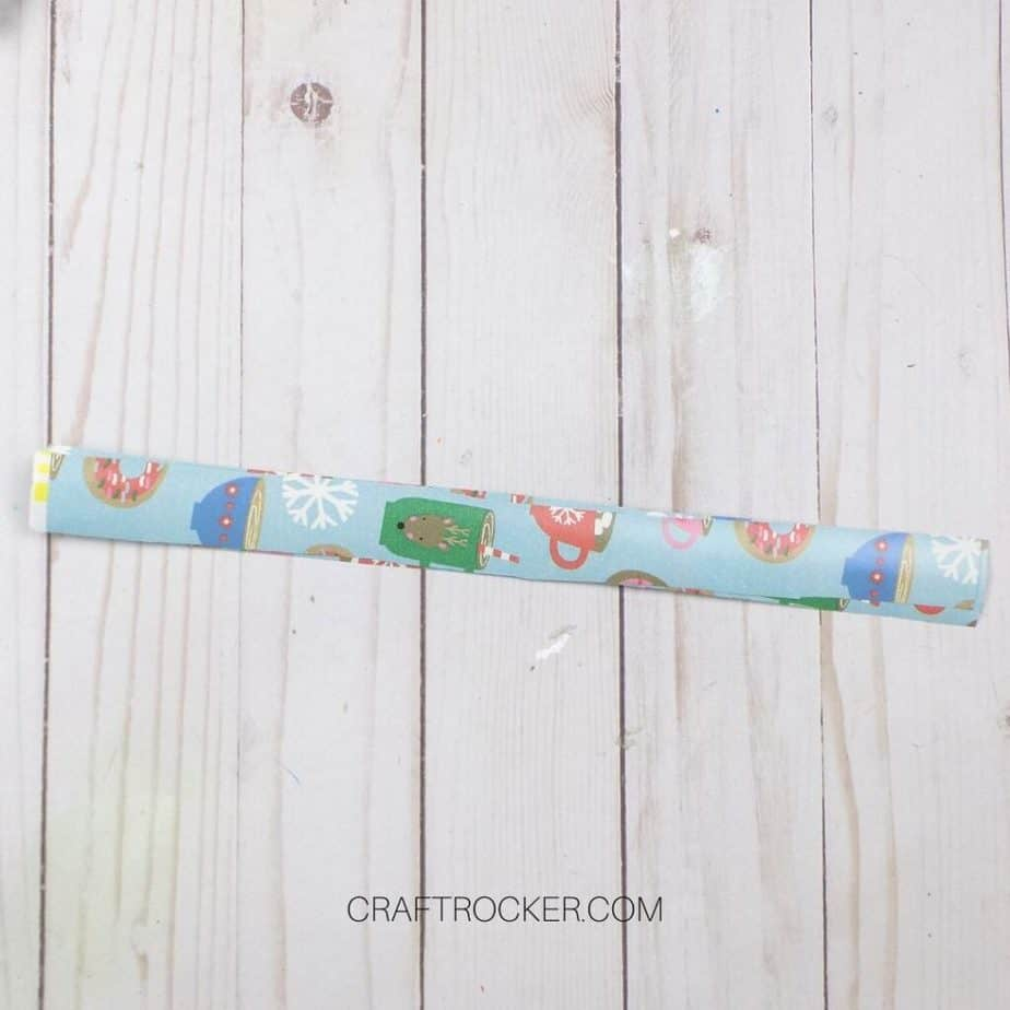 12 inch Strips of Wrapping Paper - Craft Rocker