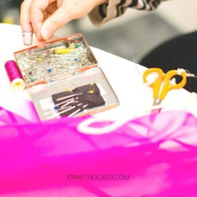 New Year's Resolutions for Crafters
