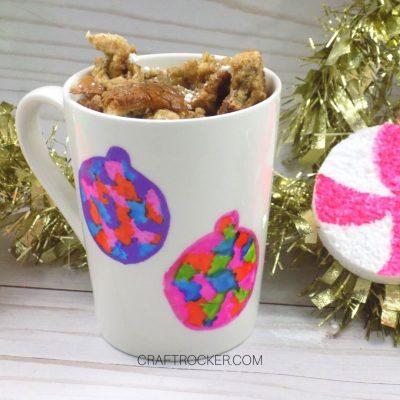 Christmas Breakfast Mug DIY