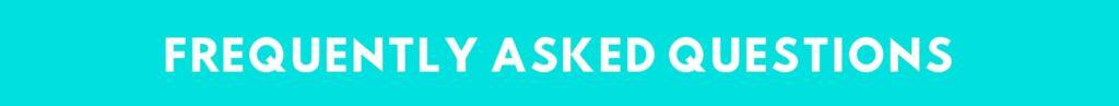 Frequently Asked Questions Small Button