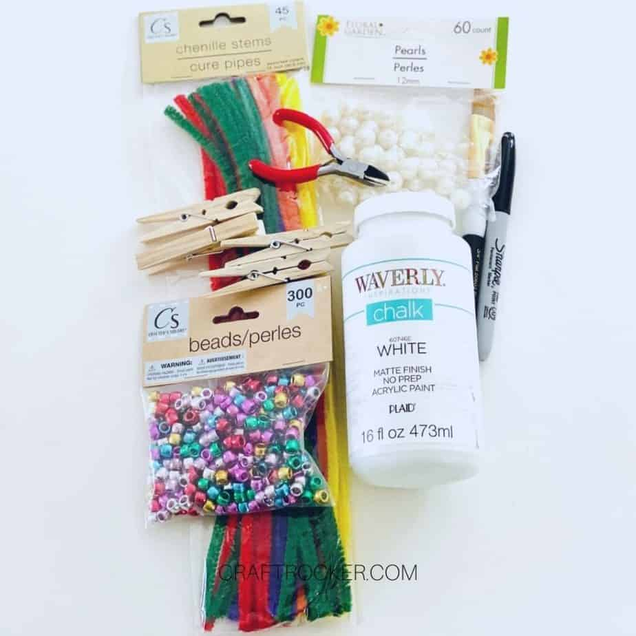 Craft Supplies next to Markers and Wire Cutters - Craft Rocker