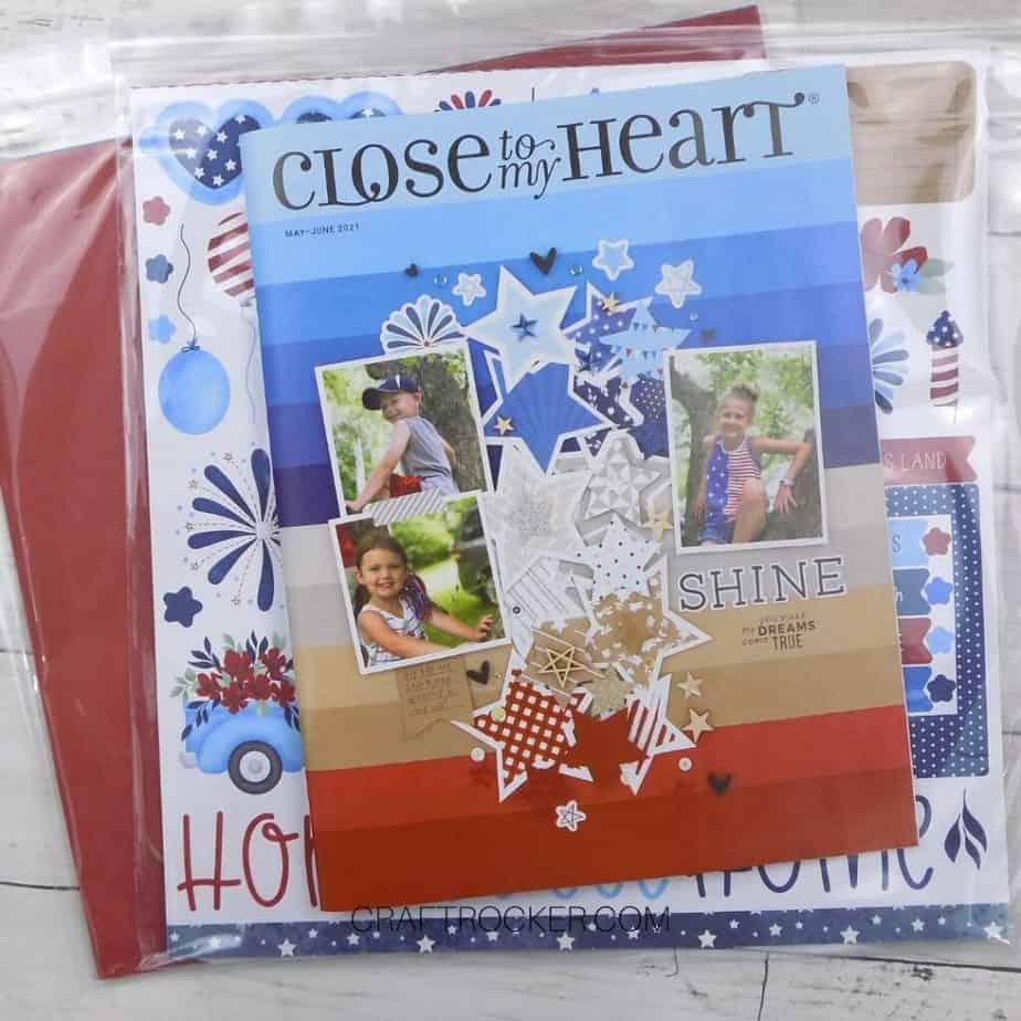 Close to My Heart Catalog and Scrapbook Supplies - Craft Rocker